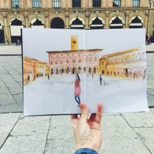 Bologna Sketchbook