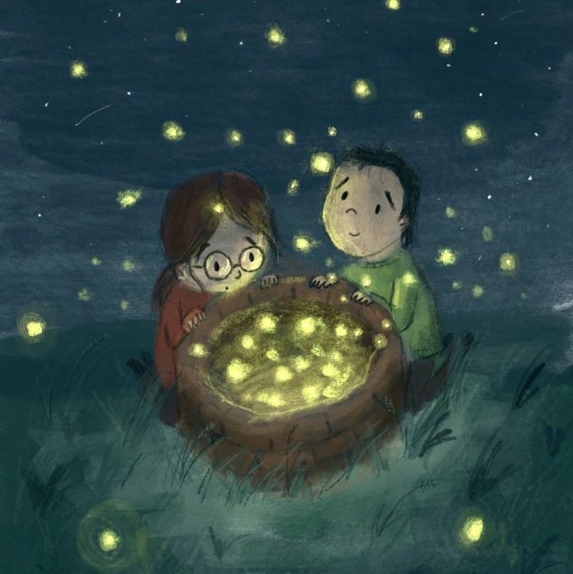 Lucy Dillamore Fireflies